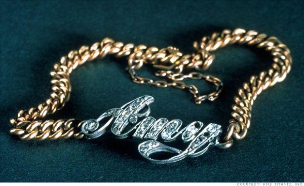 Những món kỷ vật đắt giá nhất của con tàu huyền thoại Titanic - 7