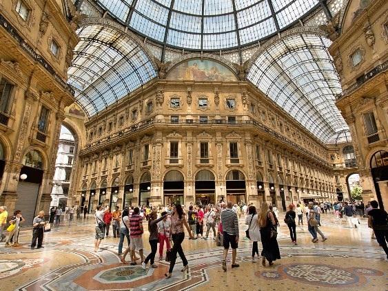 10 thành phố mua sắm tuyệt vời nhất thế giới - 10