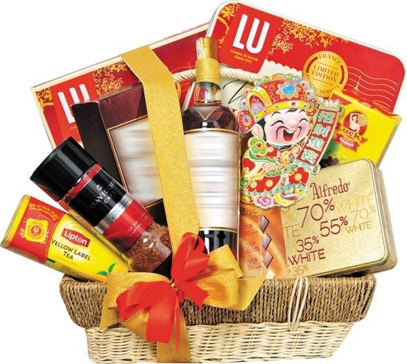 Giỏ quà Tết Hồng Phúc kỳ vọng sẽ trở thành sự lựa chọn yêu thích của khách hàng trọng dịp Tết Nguyên Đán