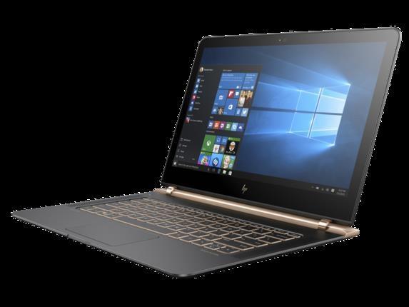 HP Spectre 13 cho hiệu năng làm việc mạnh mẽ, đáp ứng tốt nhu cầu làm việc và giải trí của người dùng
