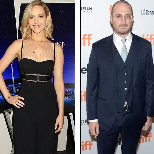 Darren và Jennifer thân thiết sau khi họ cùng làm việc với nhau trong 1 dự án phim mới hồi mùa hè vừa qua