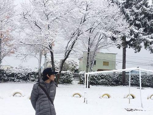 Đón mùa Đông đến sớm ở Hokkaido - 11