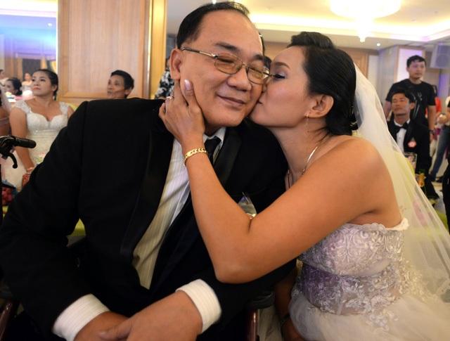 Lễ cưới tập thể được tổ chức với mục đích giúp các cặp đôi khuyết tật khó khăn có thể hiện thực hóa ước mơ có được một ngày hạnh phúc trọn vẹn, giúp họ lạc quan hơn trong cuộc sống.