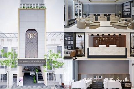 Cơ sở 3 Dr Hải Lê tại 314 phố Huế với trang thiết bị hiện đại bậc nhất.