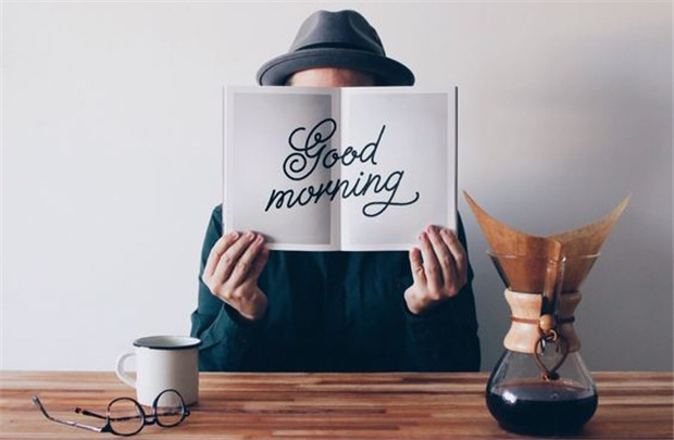 """6 thói quen buổi sáng """"đánh thức"""" cảm hứng làm việc - 1"""