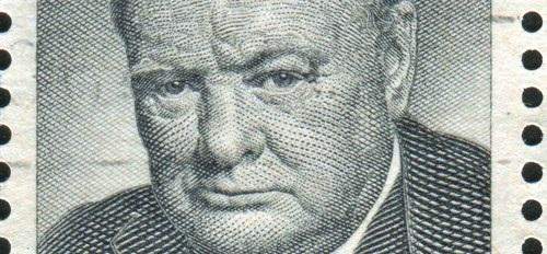 Nhà đại lãnh đạo Winston Churchill