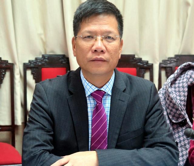 Ông Trần Đình Liệu - Phó Tổng giám đốc BHXH VN,