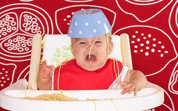 Trẻ kén ăn là do gen! - 1
