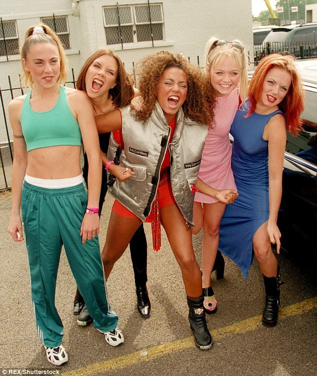 Mel C sẽ không tái hợp với Spice Girls - 1