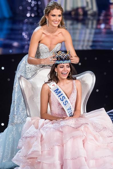 Những hình ảnh đáng nhớ trong đêm chung kết Hoa hậu Thế giới 2016 - 25