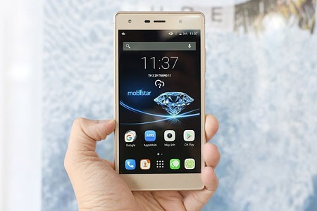 Mobiistar ra mắt smartphone RAM 3GB, cảm biến vân tay, bộ đôi camera 13MP - 8MP - 2