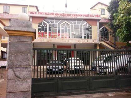 Cục thi hành án dân sự TP Hà Nội.
