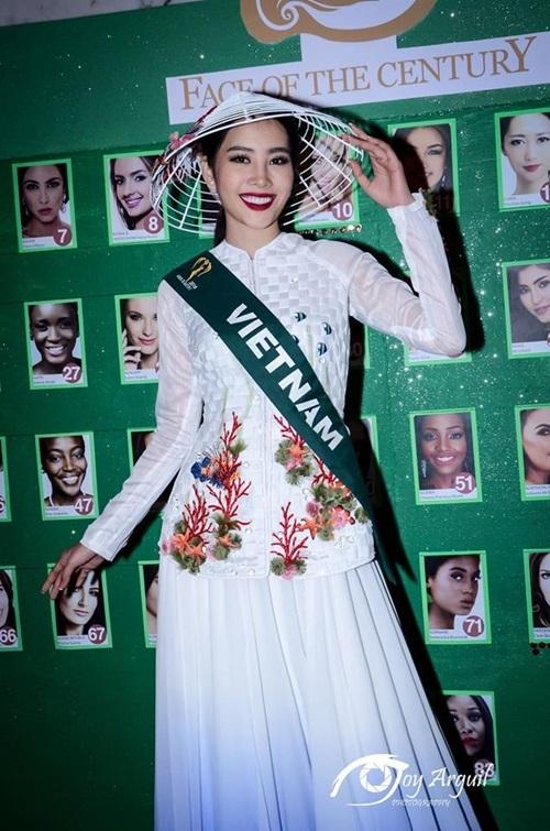 Missosology dự đoán Nam Em lọt top 10 Hoa hậu Trái đất 2016 - 10