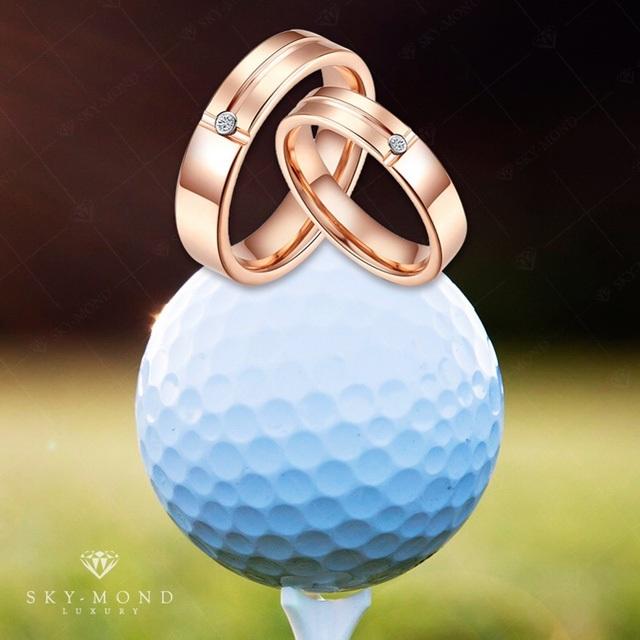 Chọn nhẫn cưới đừng ham rẻ - 1