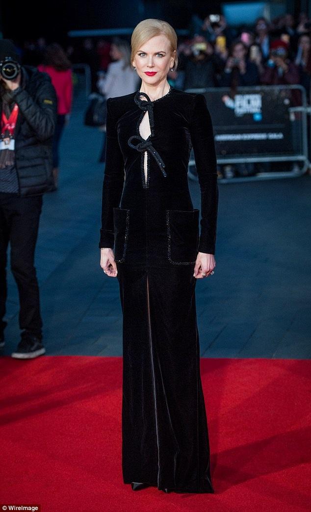 Tuy nhiên Nicole lại lẻ bóng trong lần xuất hiện gần đây nhất hôm 12/10 tại LHP London