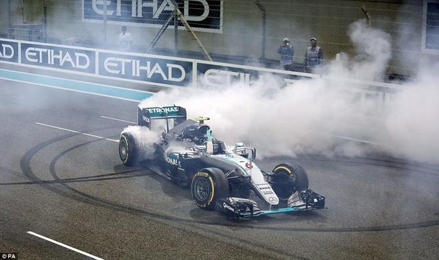 Nico Rosberg bất ngờ tuyên bố giải nghệ - 2