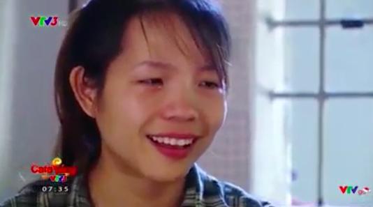 Nữ sinh hiếu học Nguyễn Thị Cúc
