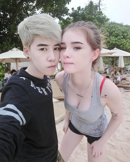 Nữ thần Thái Lan đã có người yêu