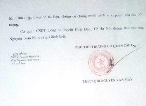 """Hà Nội: Chủ tịch huyện Hoài Đức cấp khống sổ đỏ, quan về hưu, dân """"kêu trời""""! - Ảnh 2."""