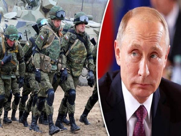 Tổng thống Nga Vladimir Putin khẳng định, Moscow không âm mưu tấn công nước khác
