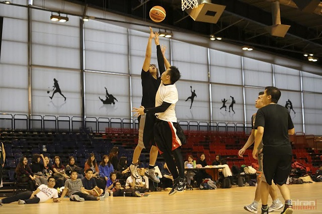 8 đội bóng rổ nghiệp dư Việt Nam và Pháp tranh giải tại Paris - 1