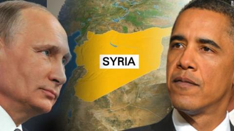 Tại Trung Đông Nga thắng Mỹ trên mọi mặt trận