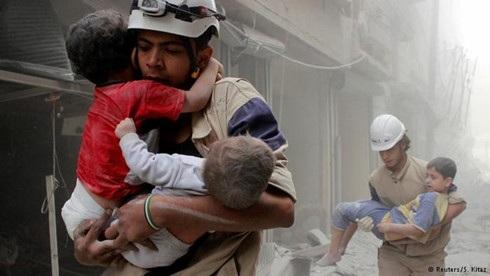 Aleppo - Chiến trường khốc liệt nhất Syria - 1