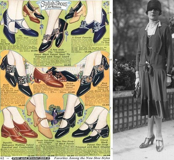 Hành trình biến đổi ngoạn mục của những đôi giày cao gót - 1