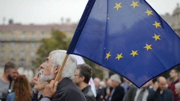 EU đang đối mặt với một cấu trúc già nua và rệu rã. (Ảnh: AP)