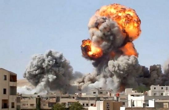 VKS Nga kiên quyết sử dụng hỏa lực mạnh để dứt điểm Aleppo