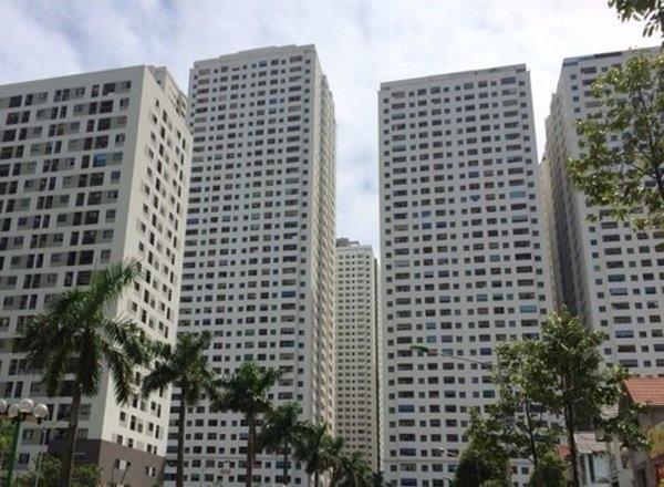 Nhiều dự án căn hộ chung cư vừa bàn giao đã có hiện tượng giảm giá