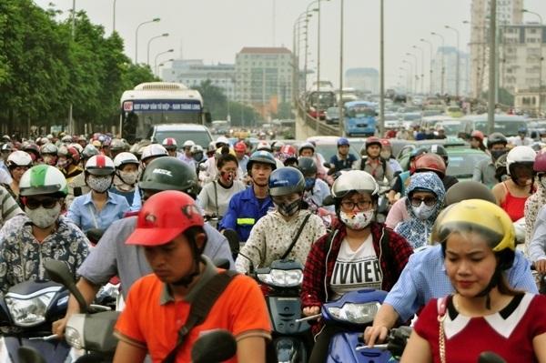 Không có chuyện Hà Nội ô nhiễm không khí đứng thứ hai thế giới - 1