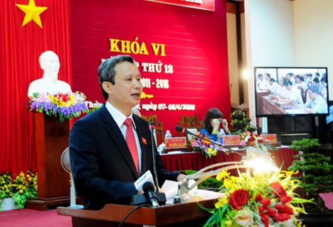 Ông Lê Trường Lưu. Ảnh: Báo Thừa Thiên - Huế
