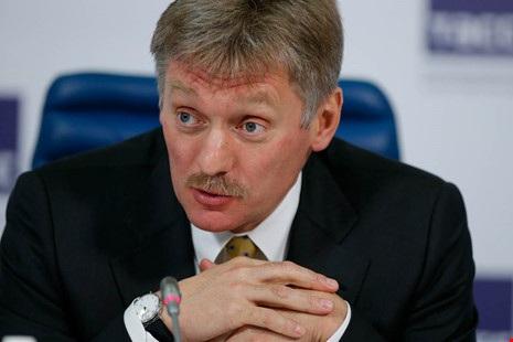 Phát ngôn viên điện Kremlin - ông Dmitry Peskov cho biết ông chưa từng nghe đến chỉ lệnh yêu cầu quan chức đưa người thân về nước.