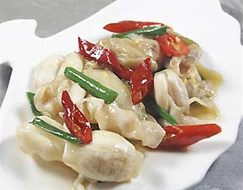 Món bong bóng cá giờ là món khoái khẩu của người Hà Nội