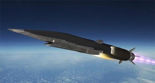 Nguyên mẫu tên lửa diệt hạm siêu thanh Zircon.