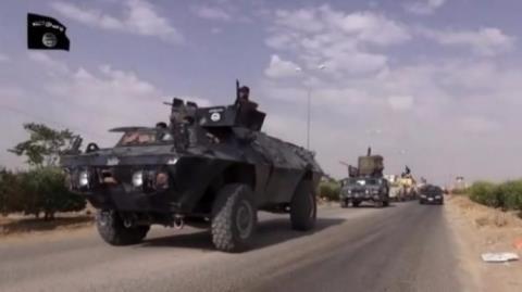 Iraq: IS tàn nhẫn thực hiện hành quyết gần 300 dân thường ở Mosul (Ảnh : twitter.com / Memlik Pasha)