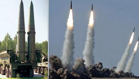 Nga tích hợp tên lửa hành trình vào hệ thống phóng tên lửa đạn đạo Iskander