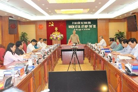 Đề nghị cảnh cáo nguyên Bộ trưởng Vũ Huy Hoàng - 1