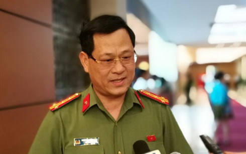 Đại biểu Quốc hội Nguyễn Hữu Cầu