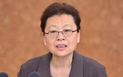 Nguyên Phó Bí thư thành uỷ Bắc Kinh Lã Tích Văn.