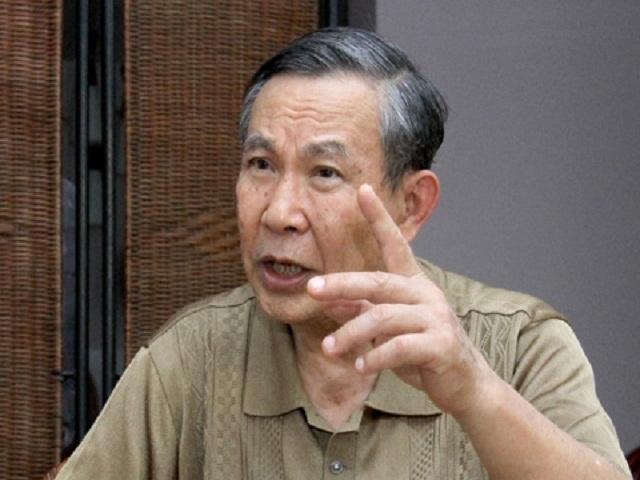 Ông Vũ Quốc Hùng – nguyên Phó Chủ nhiệm Uỷ ban Kiểm tra T.Ư