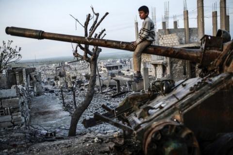 Cuộc chiến ở Syria kéo dài giữa các dân tộc tín ngưỡng tôn giáo trong nước