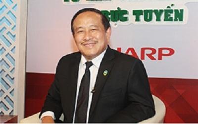 TTƯT.PGS.TS Nguyễn Huy Nga.