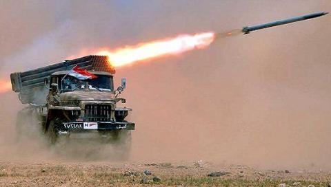 Nếu thiếu hỏa lực không kích của Nga, Quân đội Syria không đủ lực để mở chiến dịch tổng tấn công Aleppo