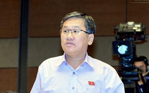 ĐBQH Trịnh Ngọc Phương (đoàn Tây Ninh)