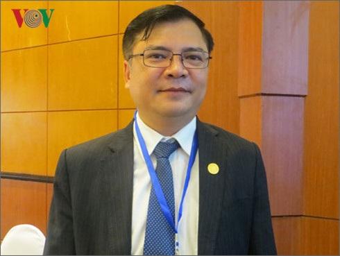 Ông Trần Anh Tuấn, Phó Vụ trưởng Vụ Giáo dục Đại học (Bộ GD-ĐT)