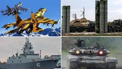 Xuất khẩu vũ khí Nga hiện đứng thứ 2 thế giới, chỉ xếp sau Mỹ