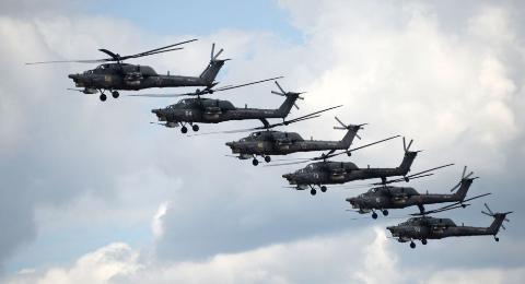 Vũ khí Nga ngày càng được ưa chuộng sau màn thể hiện ở Syria