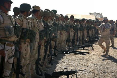 Liên minh quân sự do Mỹ đứng đầu ở Mosul bị người Kurd coi thường